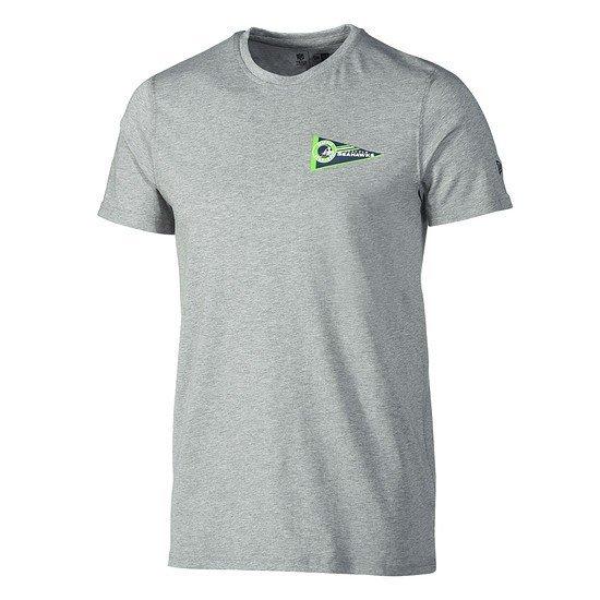 New Era Seattle Seahawks T-Shirt NFL Pennant grau