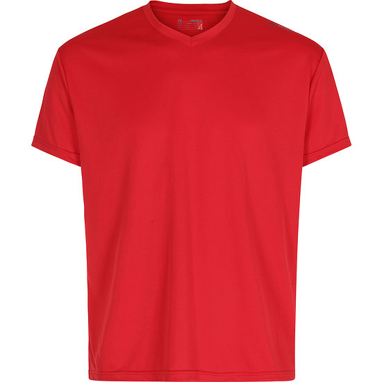 newline T-Shirt Base Cool rot