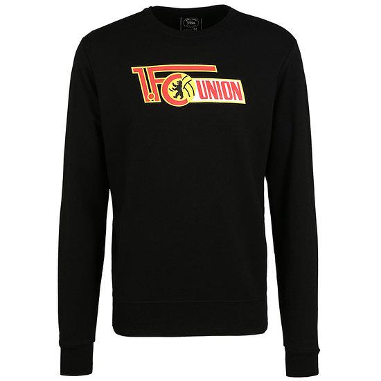 1. FC Union Berlin Pullover Logo schwarz