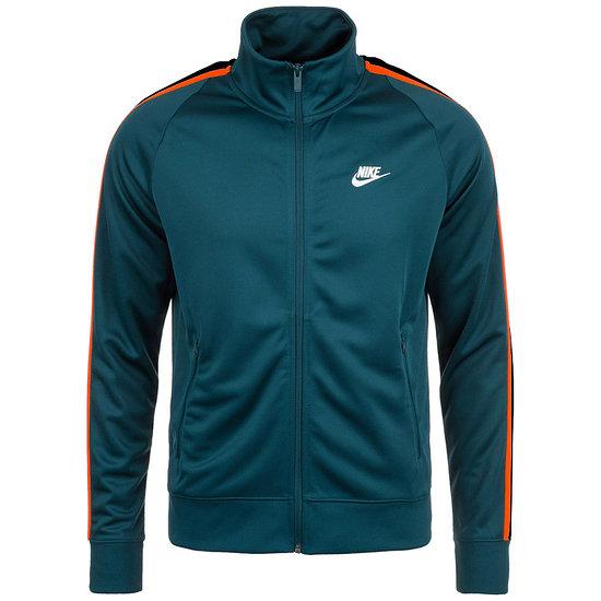 Nike Jacke N98 Tribute blau/rot