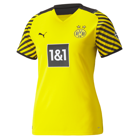 Puma Borussia Dortmund Trikot 2021/2022 Heim Damen