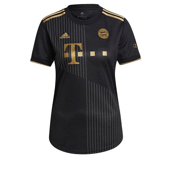 Adidas FC Bayern München Trikot 2021/2022 Auswärts Damen