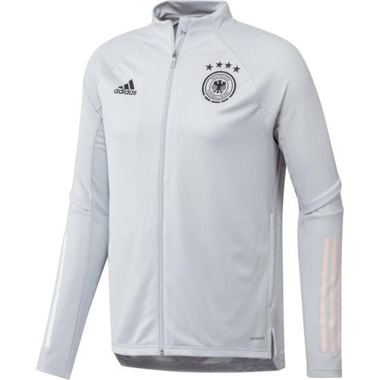 Adidas Deutschland DFB Trainingsjacke EM 2021 Grau