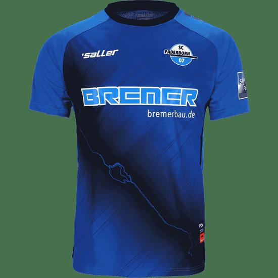 Saller SC Paderborn 07 Trikot 2021/2022 Heim