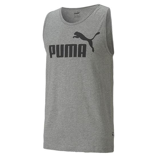 Puma Tanktop ESS CAT Grau