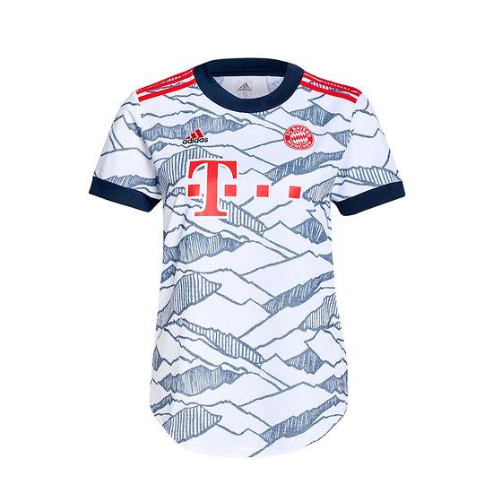 Adidas FC Bayern München Trikot 2021/2022 CL Damen