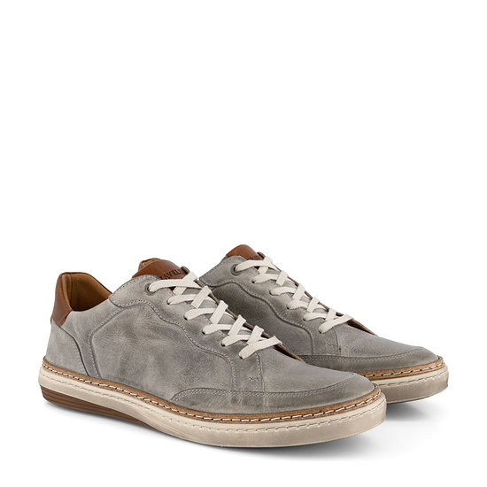 TRAVELIN OUTDOOR Sneaker Northampton grau