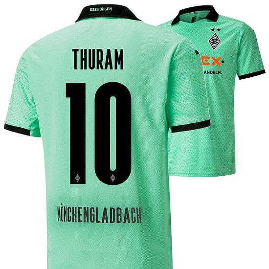 Puma Borussia Mönchengladbach Ausweich Trikot THURAM 2020/2021