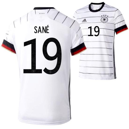 Adidas Deutschland EM 2021 DFB Trikot Heim SANÉ Kinder