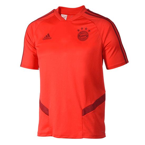 Adidas FC Bayern München Trainingsshirt Kinder Rot