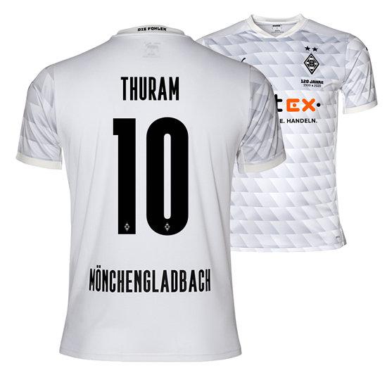 Puma Borussia Mönchengladbach Heim Trikot THURAM 2020/2021