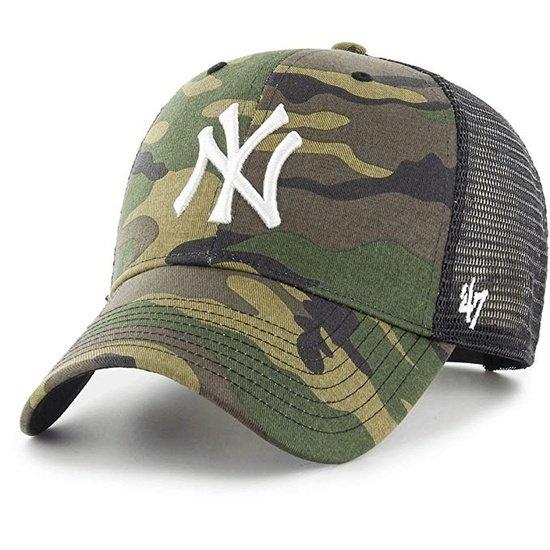 47 Brand New York Yankees Cap Camo Branson MVP camo