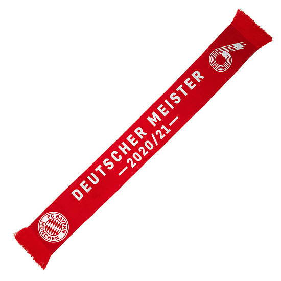 FC Bayern München Schal Meister 2021