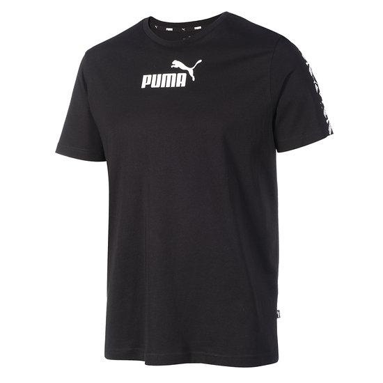 Puma T-Shirt Amplified Black