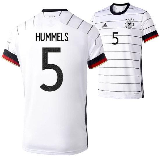 Adidas Deutschland EM 2021 DFB Trikot Heim HUMMELS