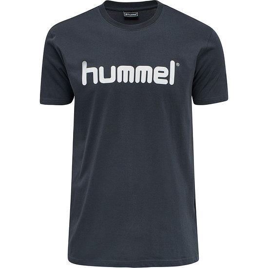 hummel T-Shirt Go Cotton Logo india ink