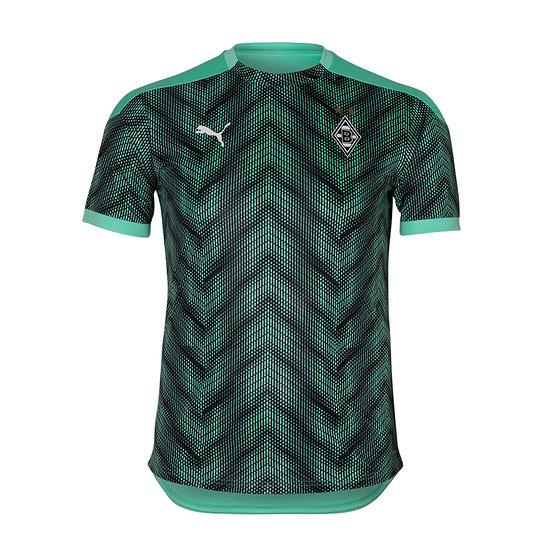 Puma Borussia Mönchengladbach T-Shirt Stadion 2020/2021 Grün