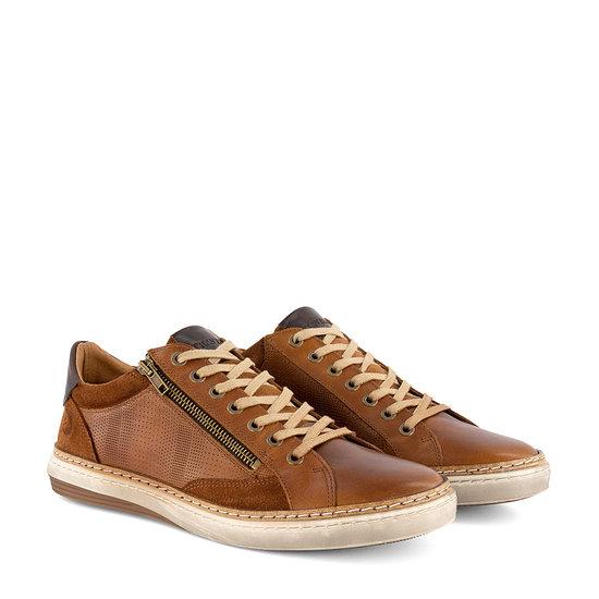 TRAVELIN OUTDOOR Sneaker Coventry cognac