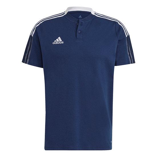 Adidas Poloshirt Tiro 21 Blau