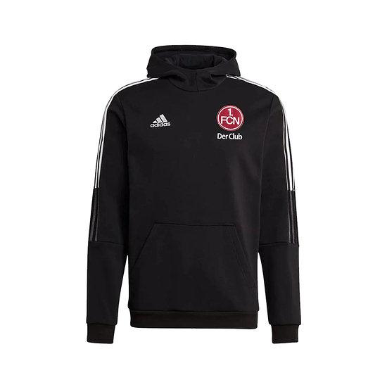 Adidas 1. FC Nürnberg Hoodie 2021/2022 Schwarz