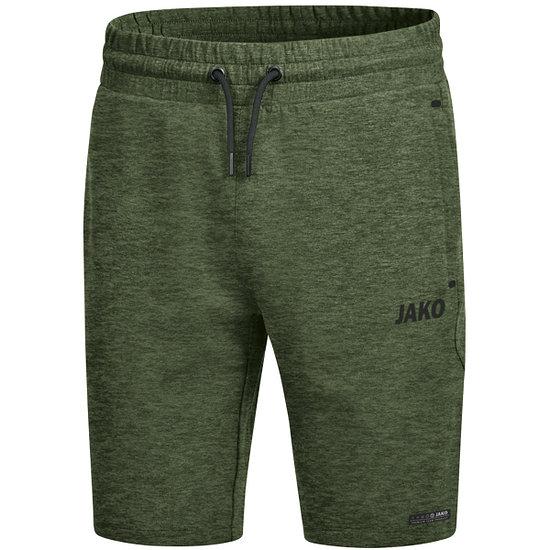 Jako Joggingshorts Premium Basics khaki