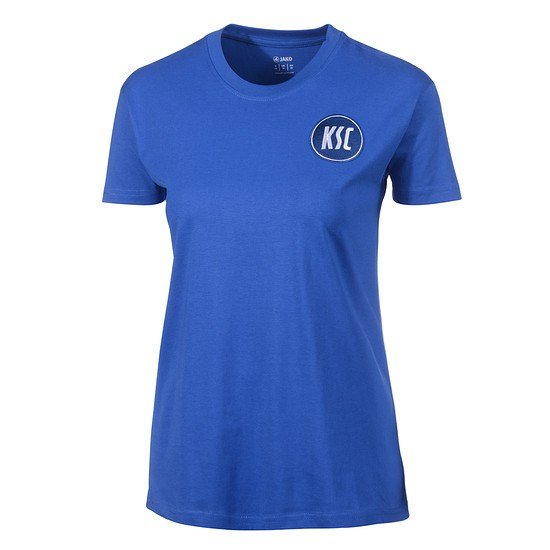 Jako Karlsruher SC T-Shirt Team Damen royal