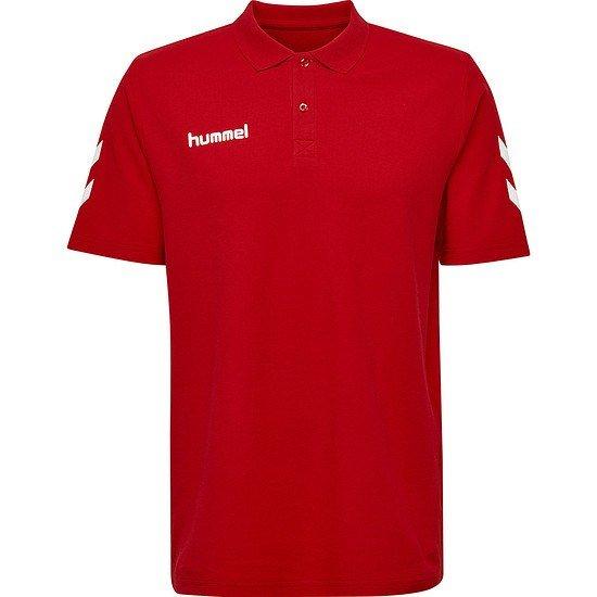hummel Poloshirt Go Cotton rot