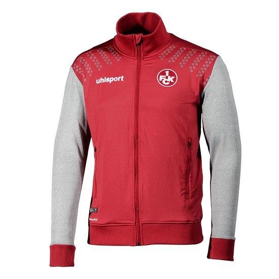 uhlsport 1. FC Kaiserslautern Einlaufjacke Rot