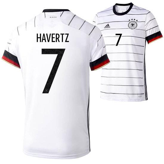 Adidas Deutschland EM 2021 DFB Trikot Heim HAVERTZ