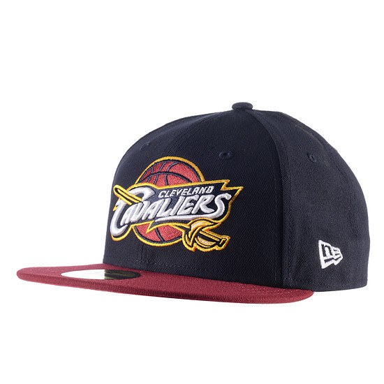 New Era Cleveland Cavaliers Cap Team 59Fifty blau/gold