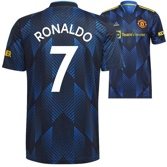 Adidas Manchester United CL Trikot RONALDO 2021/2022
