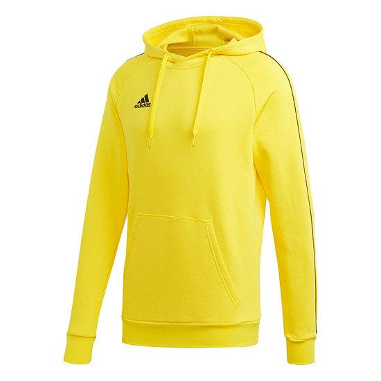 Adidas Hoodie Core 18 Gelb