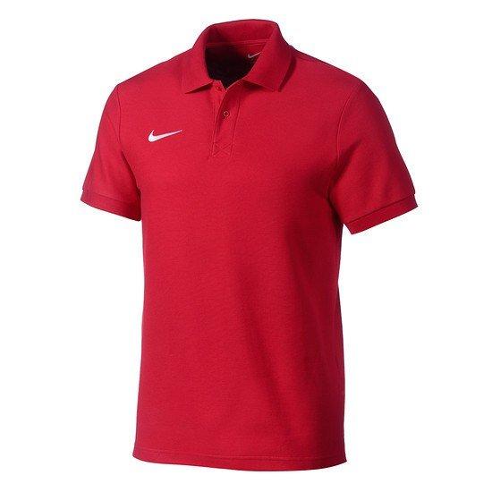 Nike Polo Shirt Club Rot