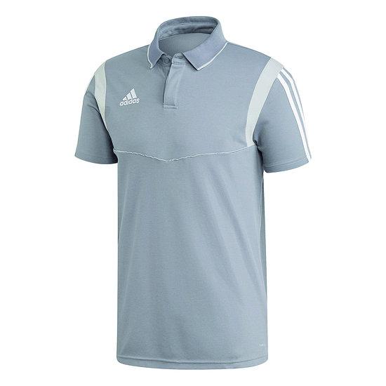 Adidas Poloshirt Tiro 19 Grau