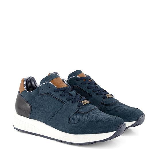 NoGRZ Sneaker J. Root blau