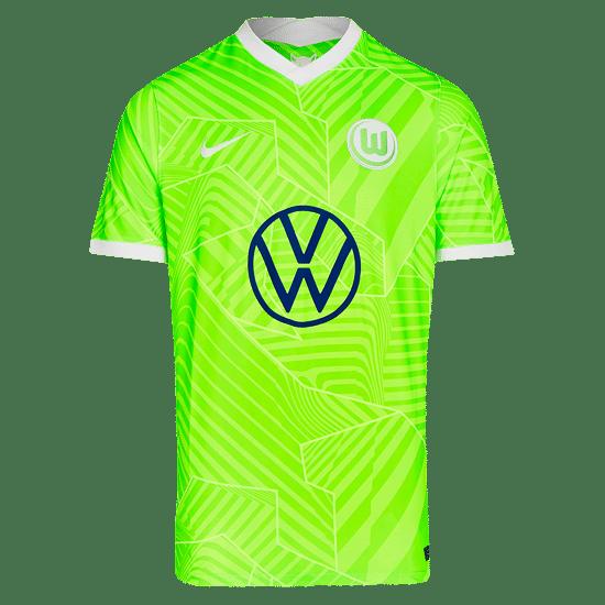 Nike VfL Wolfsburg Trikot 2021/2022 Heim
