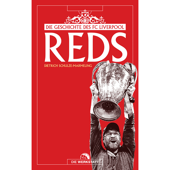 FC Liverpool Buch REDS