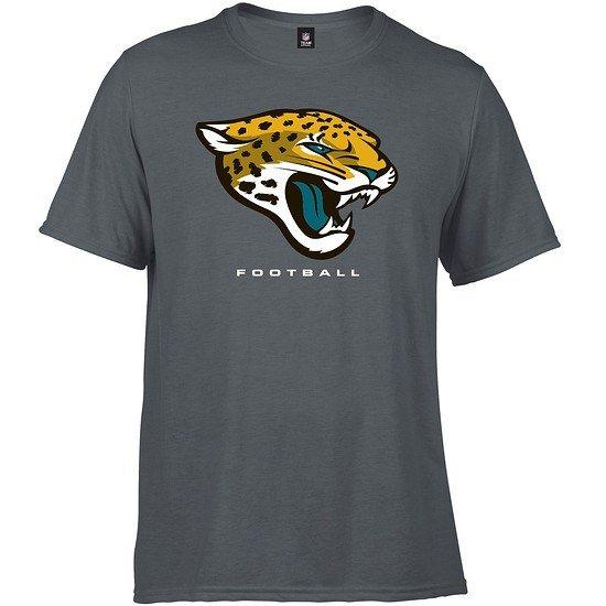 Majestic Athletic Jacksonville Jaguars T-Shirt Our Team Dunkelgrau