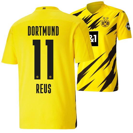 Puma Borussia Dortmund Heim Trikot REUS 2020/2021 Kinder