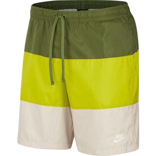 Nike Freizeit- und Badeshorts 3S Grün/Apfel/Grau