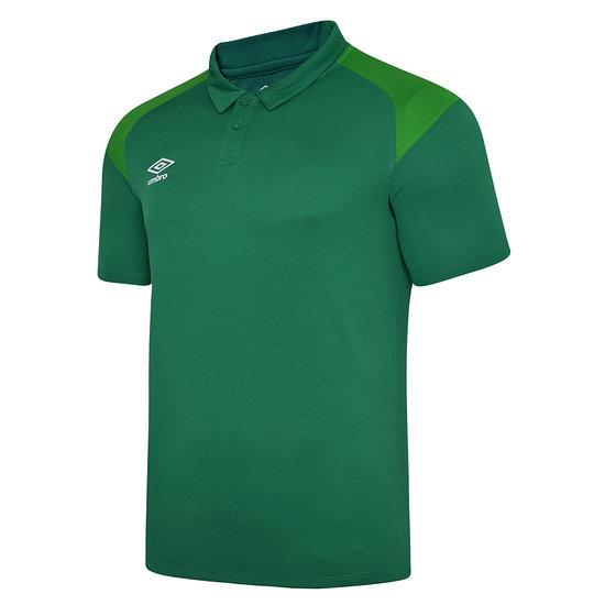 Umbro Poloshirt Poly S20 Grün