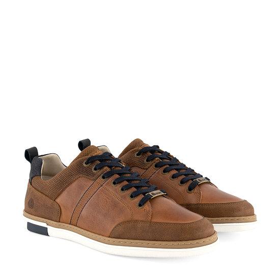 NoGRZ Sneaker R. Upjohn cognac