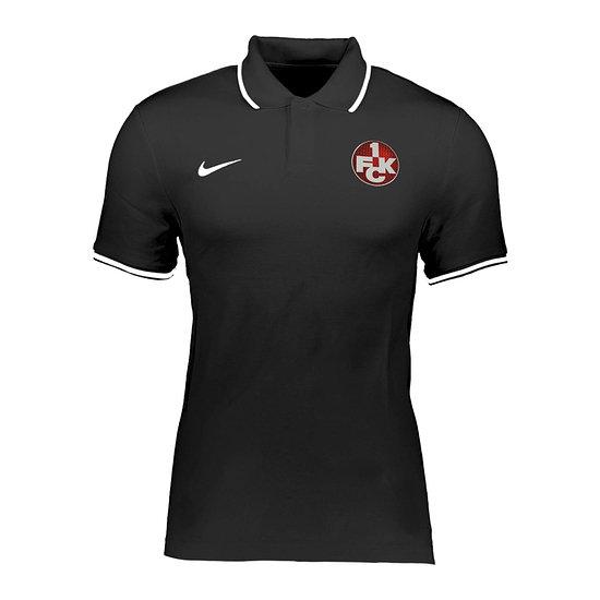 Nike 1. FC Kaiserslautern Poloshirt 2020/2021 Schwarz
