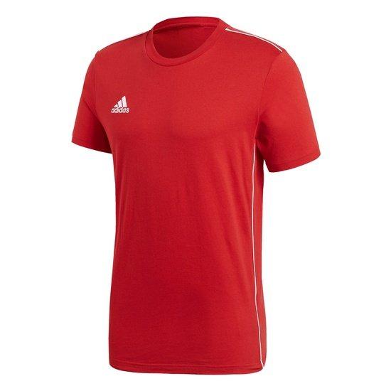 Adidas T-Shirt Core 18 Rot