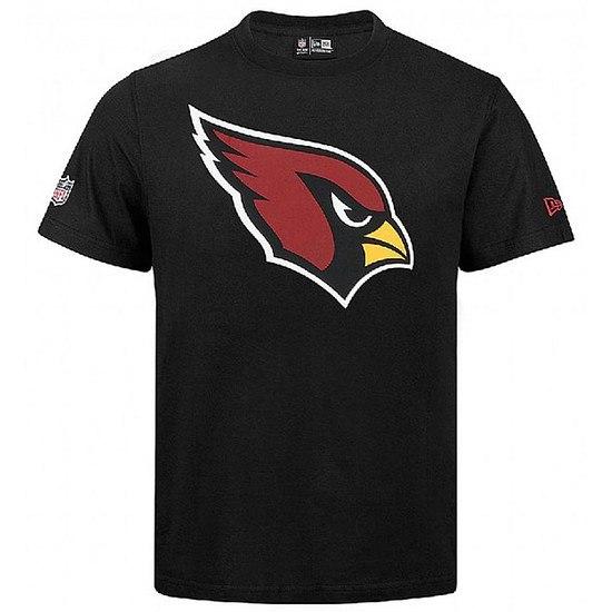 New Era Arizona Cardinals T-Shirt Team Logo schwarz
