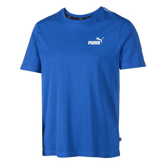 Puma T-Shirt Amplified Blau