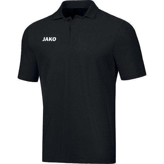 Jako Poloshirt Base schwarz