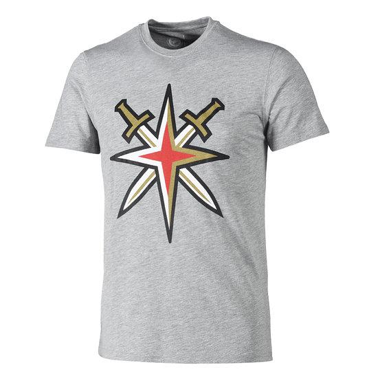 Fanatics Vegas Golden Knights T-Shirt Secondary Core Graphic grau