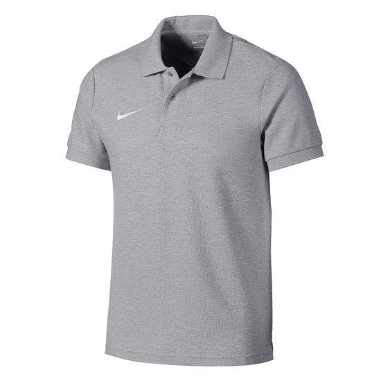 Nike Polo Shirt Club Grau