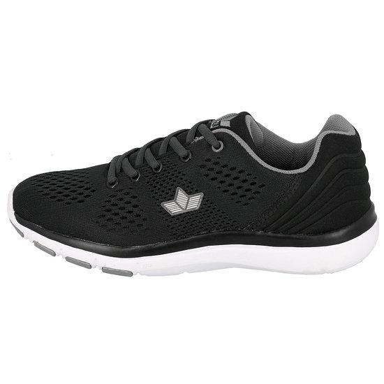 Lico Sneaker Nogales schwarz/grau